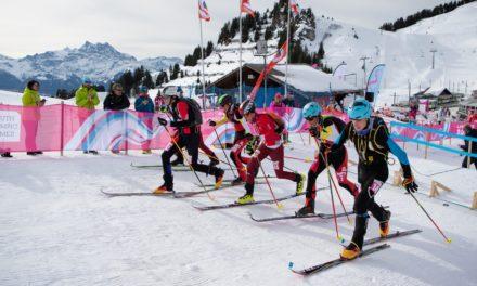 Le sprint, la voie royale vers les Jeux