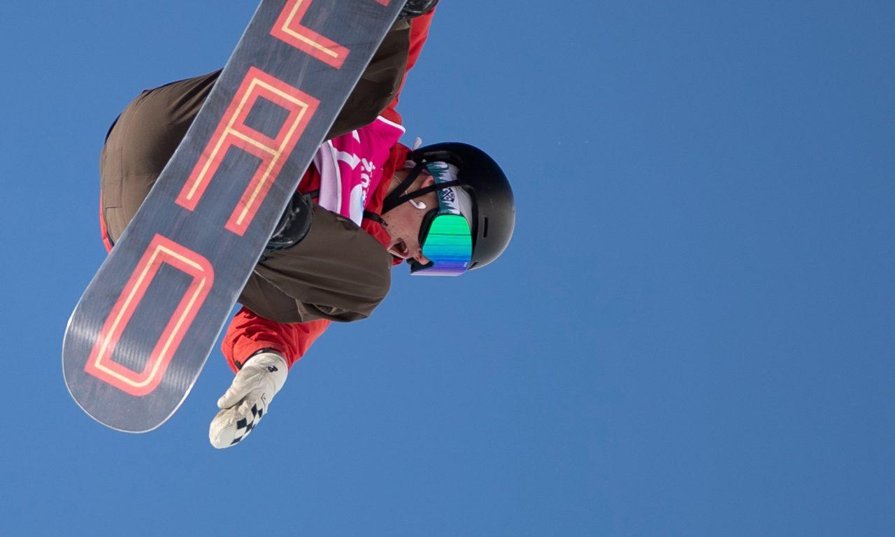 Le bronze pour Nick Pünter en slopestyle