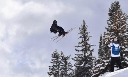 Fabian Bösch médaillé en slopestyle