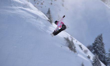 Bianca Gisler offre le bronze au snowboard suisse