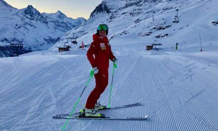 Camille Rast – ép. 5: Le retour sur les skis