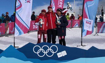 Deux Vaudoises écrivent l'histoire olympique