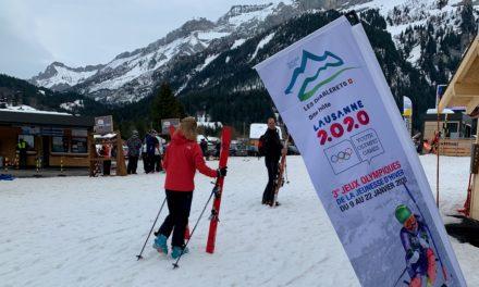 Un premier changement, pour le ski alpin