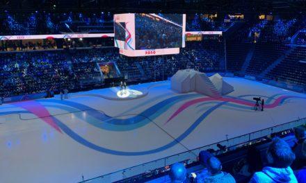 Revivez la cérémonie d'ouverture de  Lausanne 2020