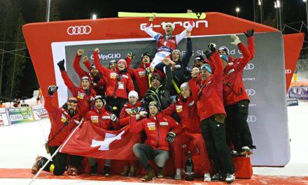 Les Suisses très ambitieux à Adelboden