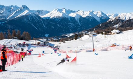 Le géant parallèle de Scuol en direct