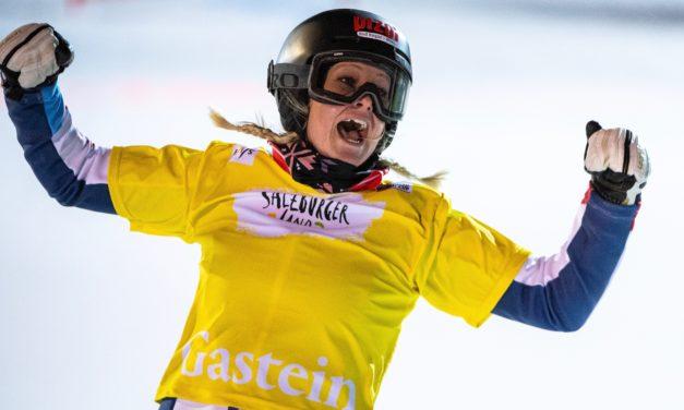 Julie Zogg se reprend à Bad Gastein
