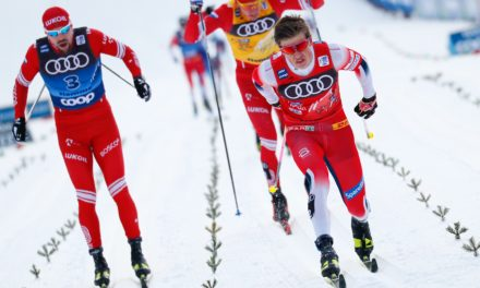 Klaebo se replace, Cologna entre dans le top 10