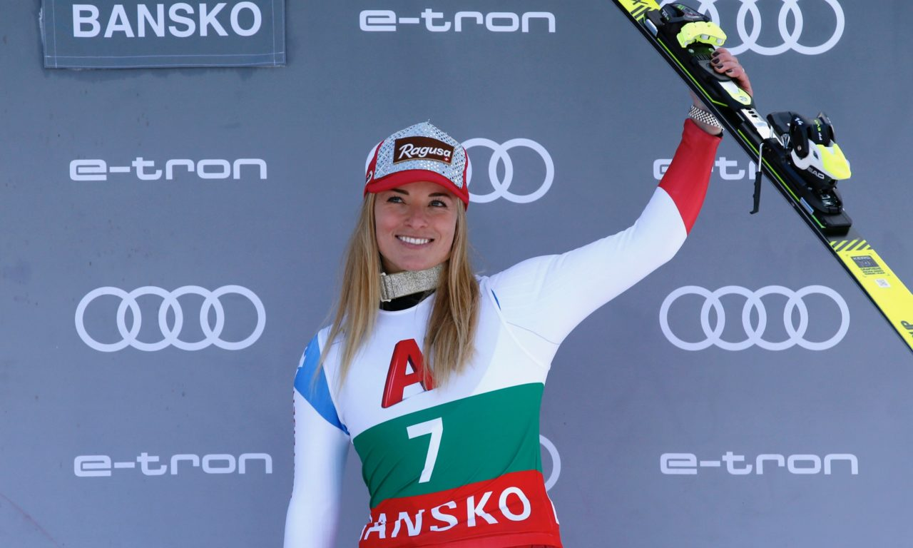 "Lara Gut-Behrami: ""Ce podium a pris du temps"""