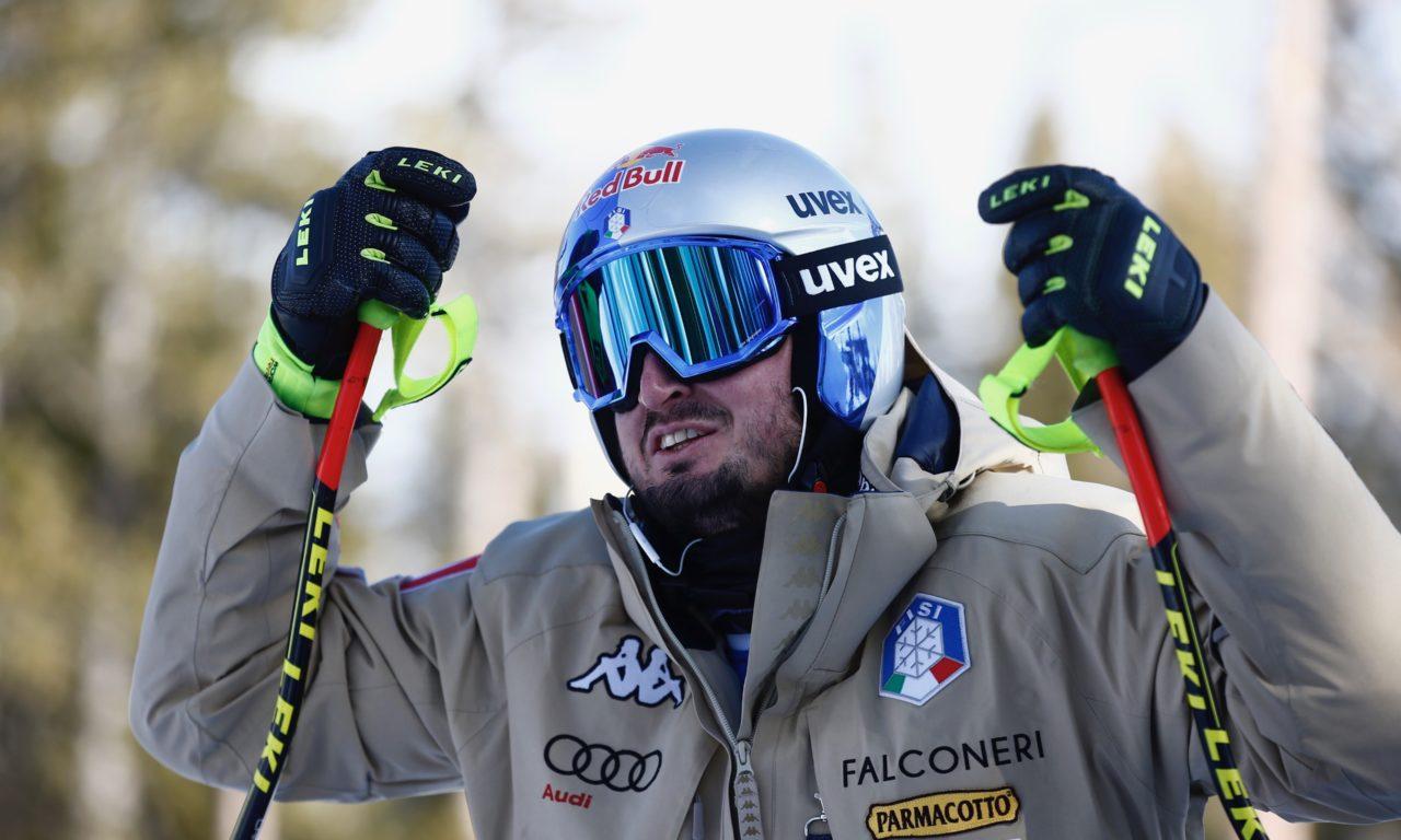 Fin de saison pour Dominik Paris