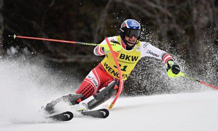 Matthias Mayer piège les slalomeurs