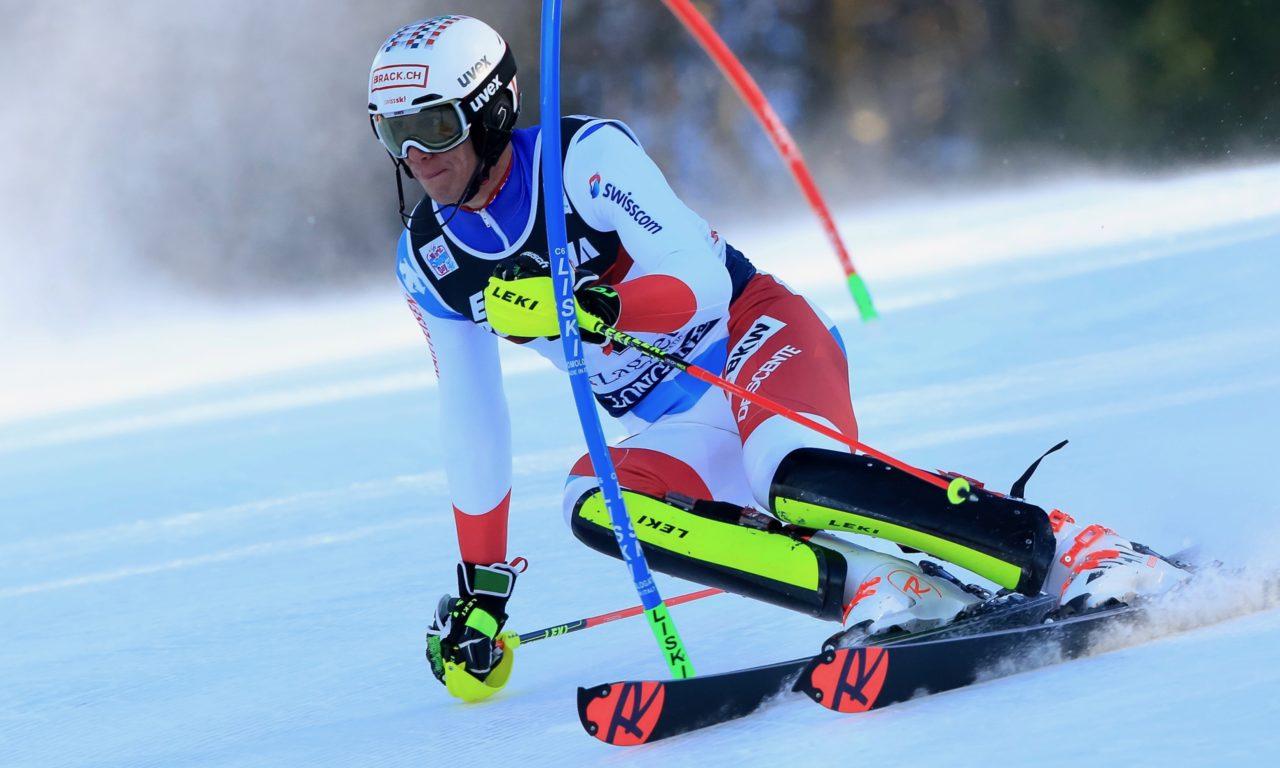 Un premier podium cet hiver pour Ramon Zenhäusern