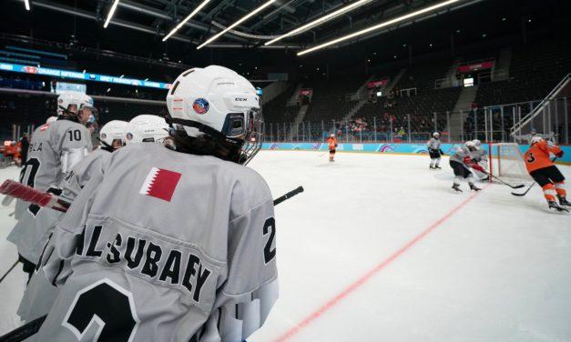 Le hockey 3-3, un véritable melting-pot à régir