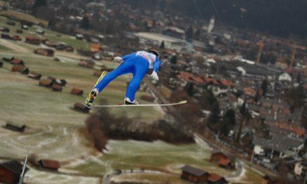 Killian Peier se reprend bien à Garmisch-Partenkirchen