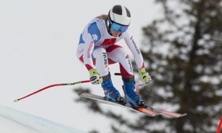 Rahel Kopp et les Suissesses solides à Crans-Montana