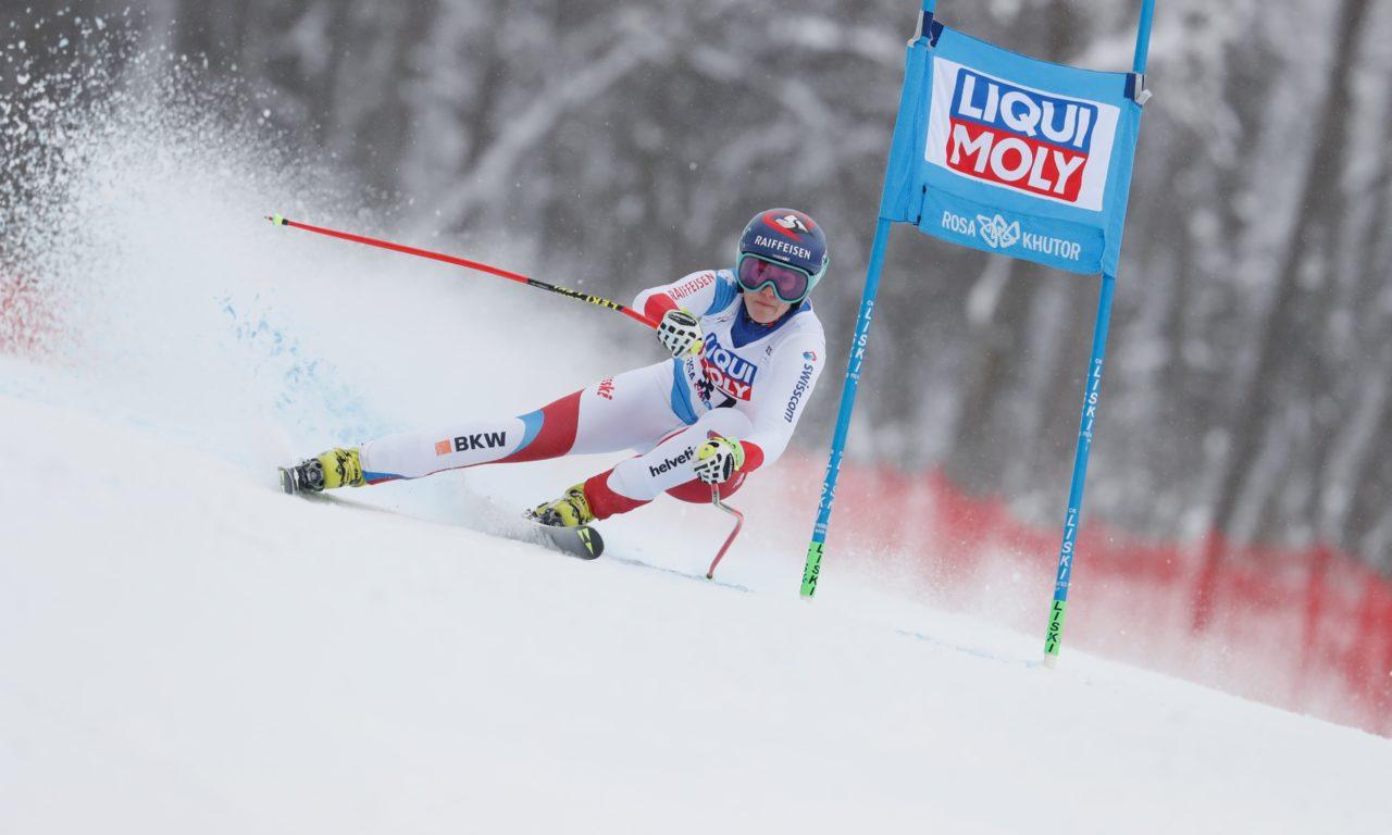 Fin de saison pour Nathalie Gröbli