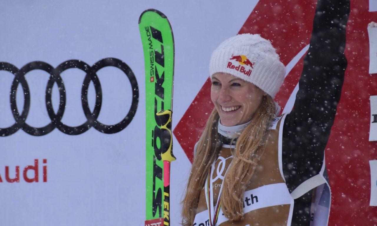 Double victoire suisse à Sunny Valley