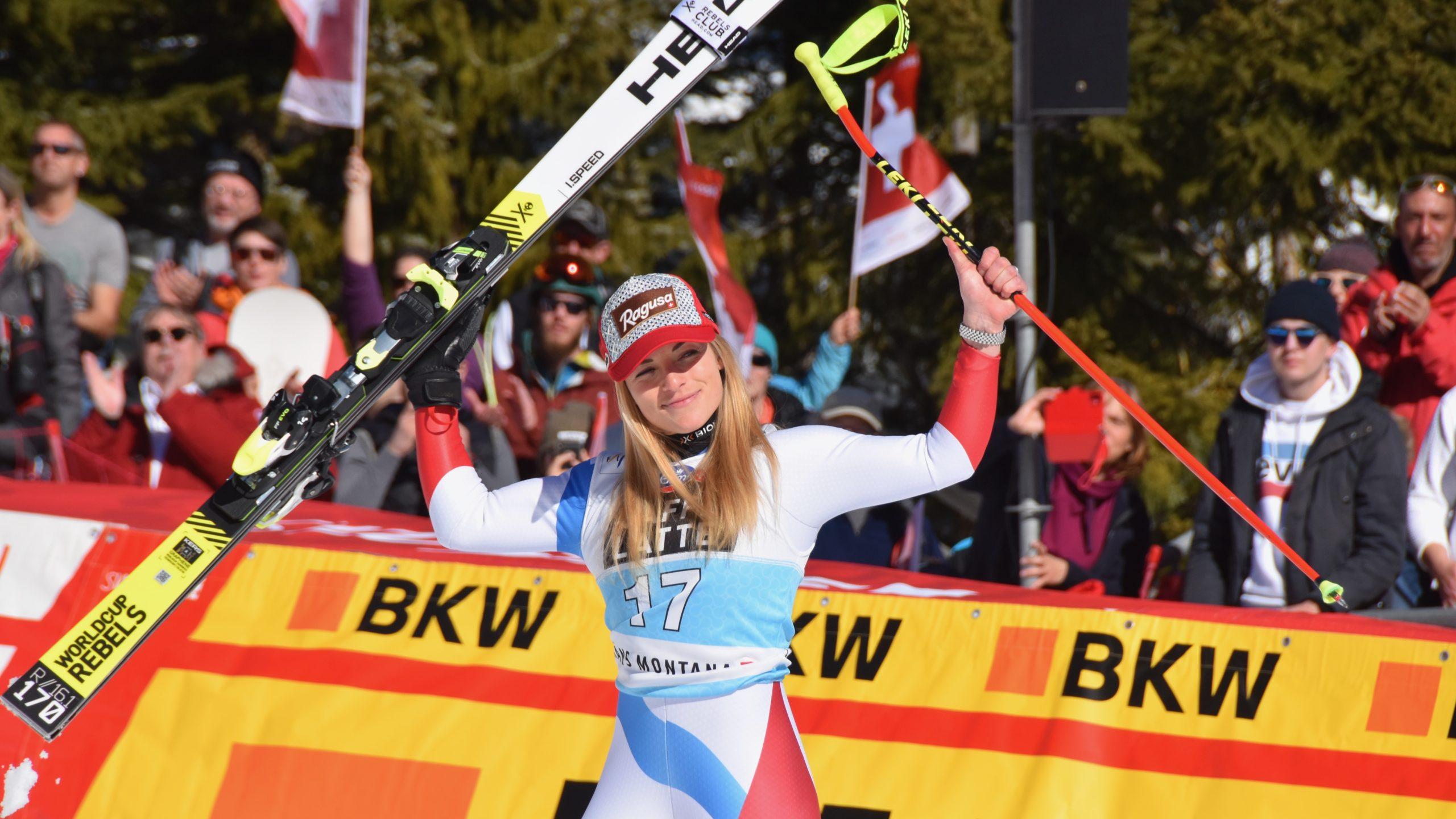 "Lara Gut-Behrami: ""Davantage de confiance"" | SkiActu.ch"