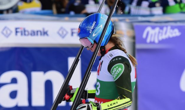 Absente en Slovénie, Shiffrin devrait manquer Crans-Montana