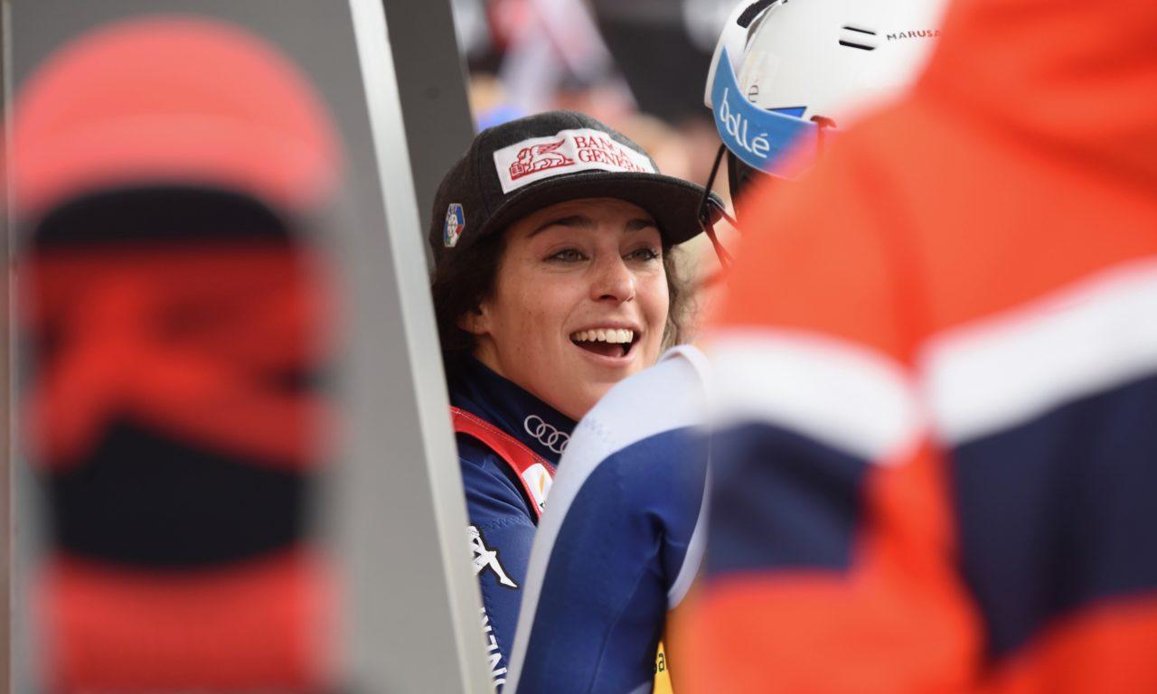 La FIS confirme les épreuves de La Thuile