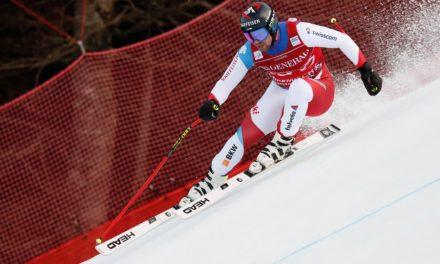 Beat Feuz hors du podium à Garmisch