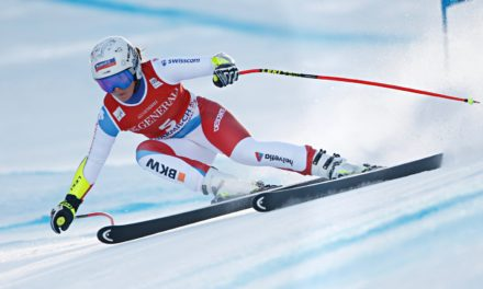 Corinne Suter et Wendy Holdener au top à Garmisch