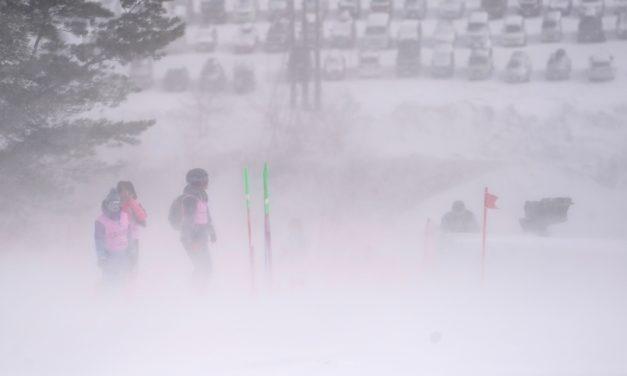 Le slalom de Naeba annulé à cause du vent