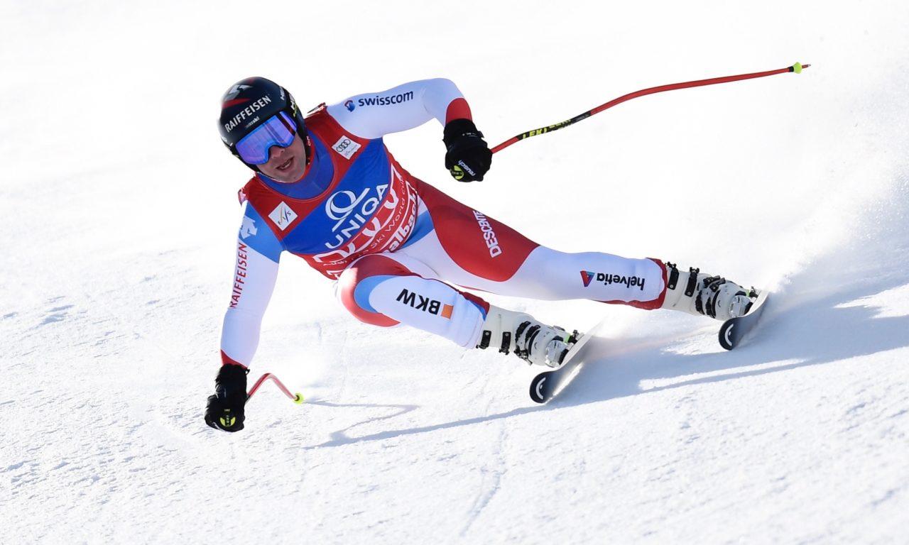 Dressen empêche un quadruplé suisse à Saalbach