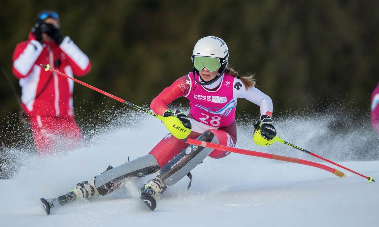Amélie Klopfenstein ira aux Mondiaux juniors