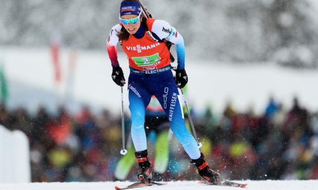 Trop de fautes, la Suisse termine loin du podium