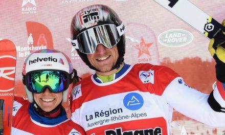 Amélie Wenger-Reymond et Bastien Dayer doublent la mise