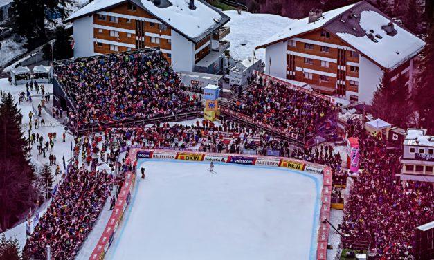 La fin de toutes les compétitions en Suisse