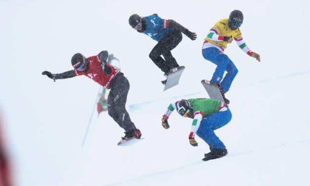 Le snowboardcross de Veysonnaz avancé à vendredi