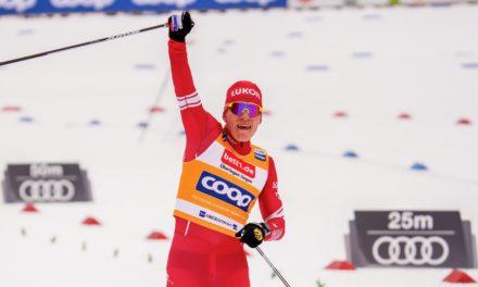 La saison de ski de fond est aussi terminée