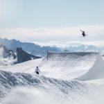 Les riders suisses ont retrouvé la neige