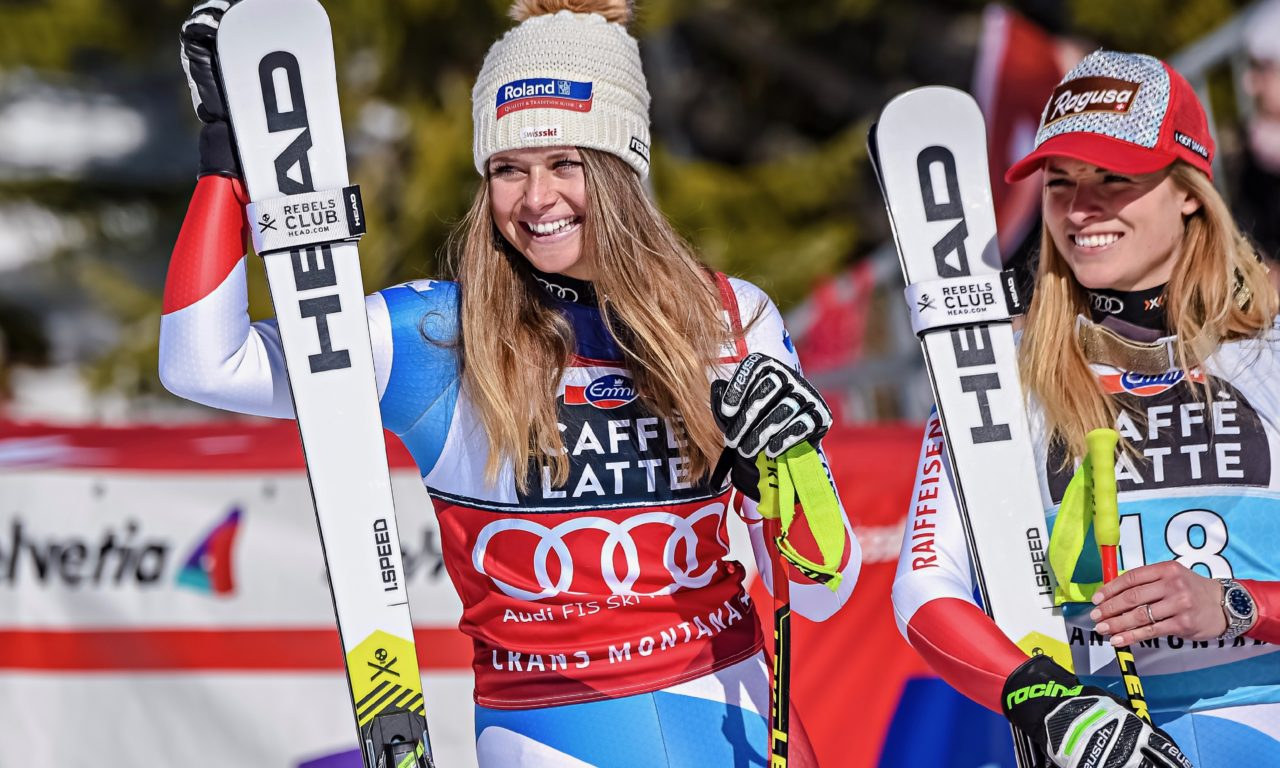 Les équipes suisses de ski resteront au pays cet été