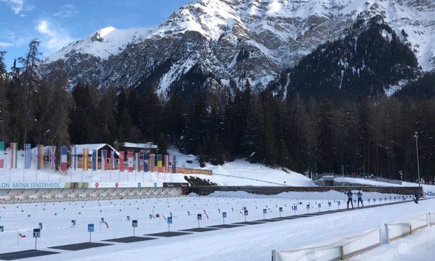 Lenzerheide veut les Mondiaux de biathlon en 2025