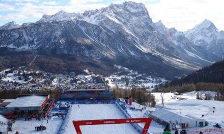La FIS confirme les Mondiaux à Cortina en 2021
