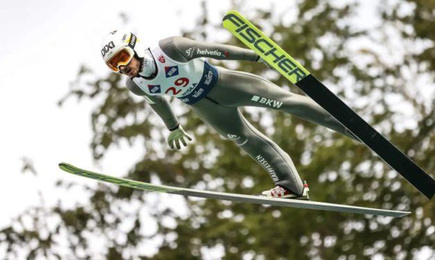 Les sauteurs suisses brillants en Pologne