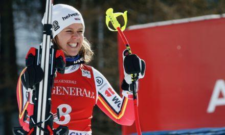 Fin de carrière surprise pour Viktoria Rebensburg