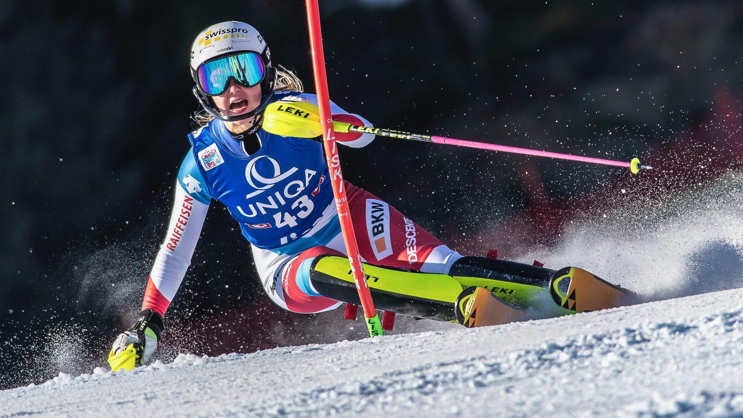 Encore un coup dur pour Charlotte Chable | SkiActu.ch