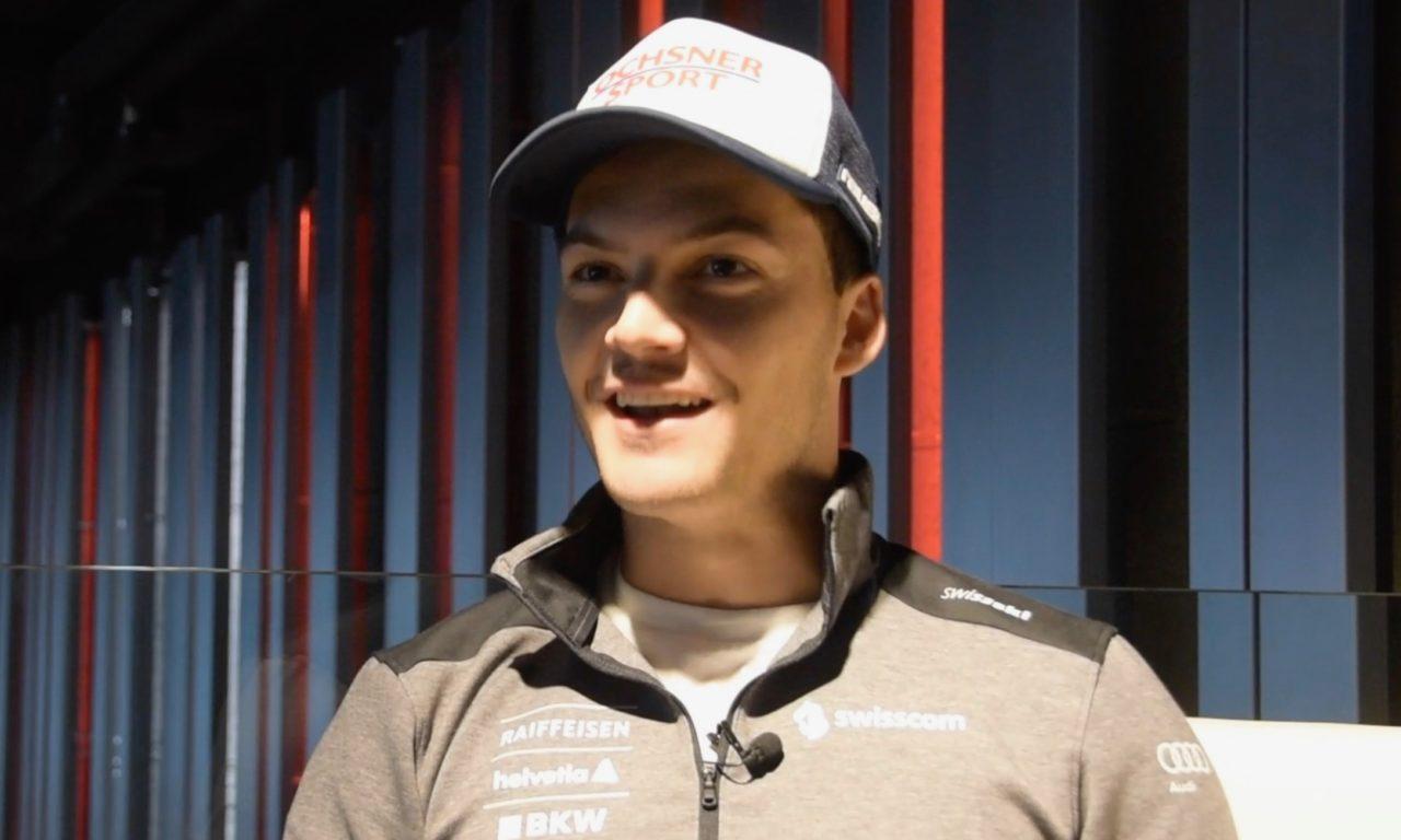 L'Après-Ski: Loïc Meillard