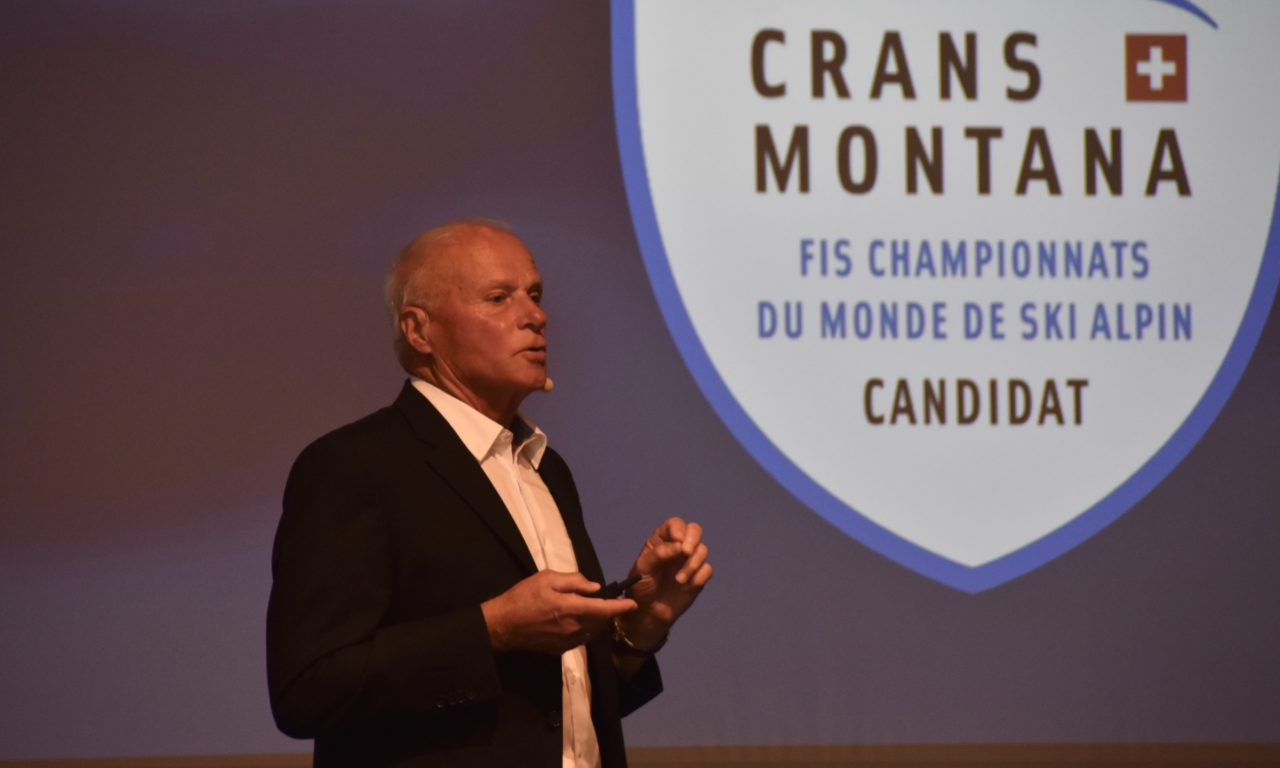 Battu pour 2025, Crans-Montana lorgne 2027