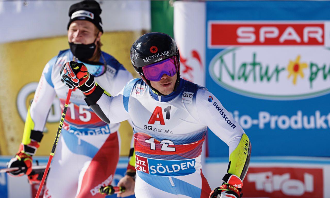Les Suisses lancent l'hiver en fanfare