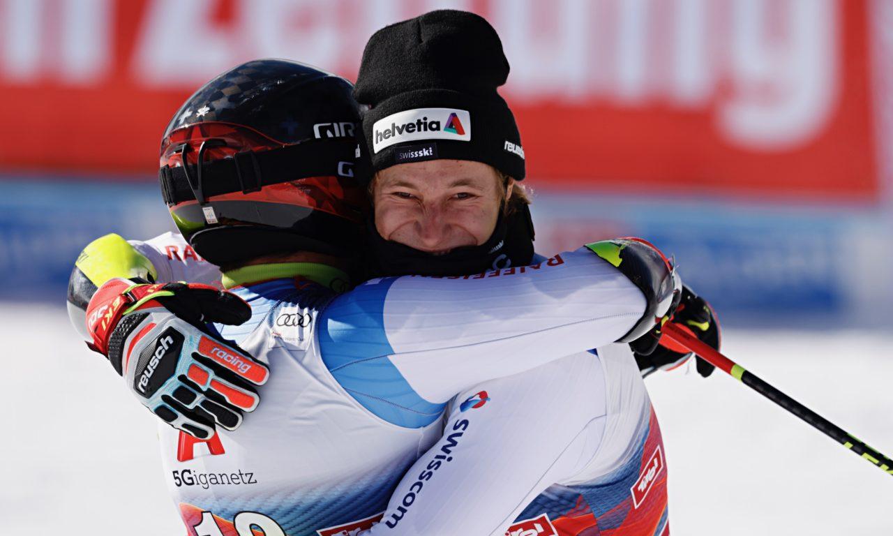 Après le slalom, le géant comme vitrine du ski suisse