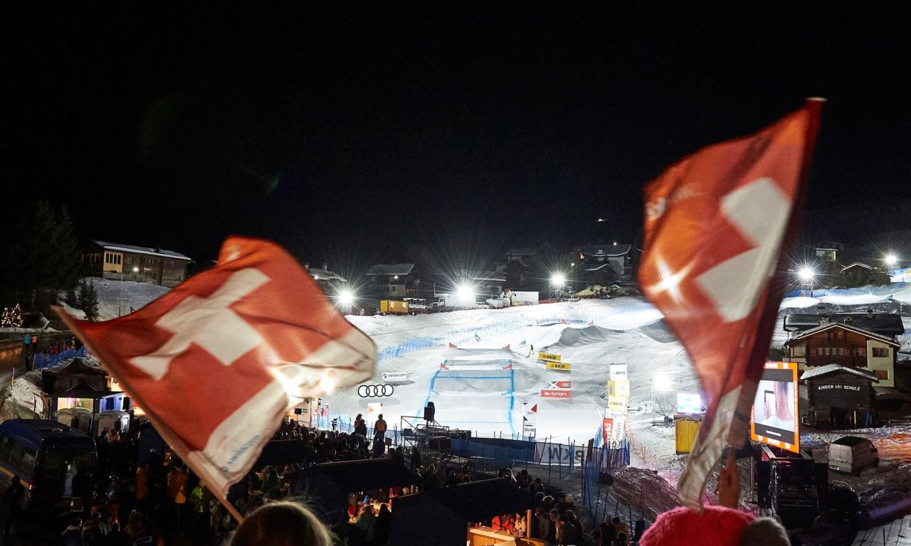 La saison de skicross s'ouvrira à Arosa