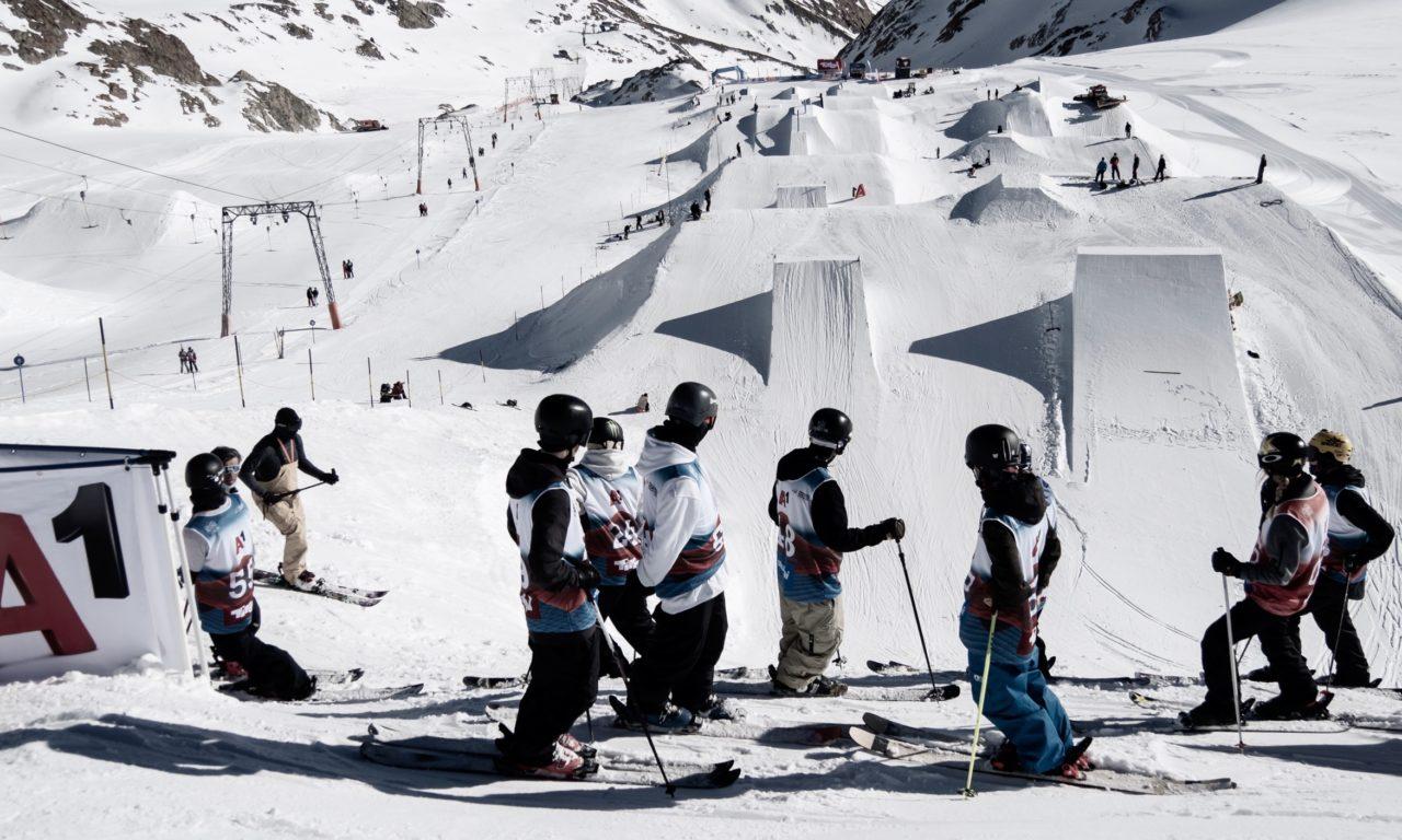 Cinq Suisses en finale à Stubai