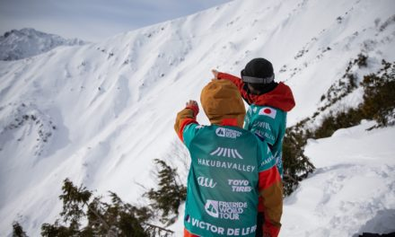 Le Freeride World Tour restera en Europe
