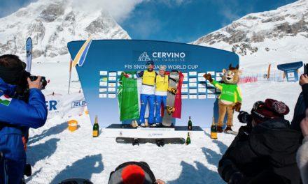Pas de Cervinia pour le snowboardcross