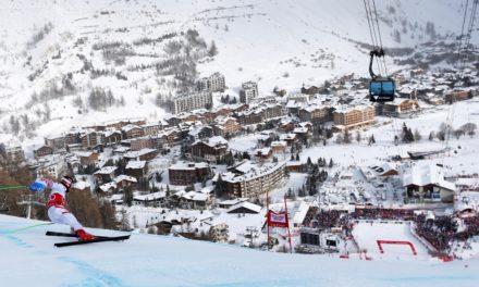 Les géants de Val d'Isère à Santa Caterina?